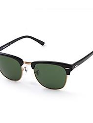 Unisex-Outdoor-UV 400 Schutz Sonnenbrille (schwarz-Objektiv)