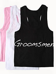 """Groomsman"" Vest (More Colors)"
