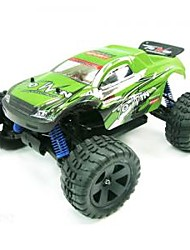 Buggy YX 4WD 1:16 RC Car Green Ready-To-GoRemote Control Car / Remote Controller/Transmitter / Battery Charger / User Manual / Battery