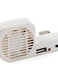 Мини-USB вентилятор для Wii (белый)