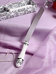 """выступающей сетов свадебный торт нож """"Римские каникулы"""" смола ручка торт нож"""