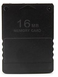 16MB Speicherkarte für PS2 (schwarz)