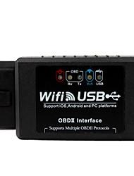 wifi327 WiFi USB OBD2 EOBD scanner