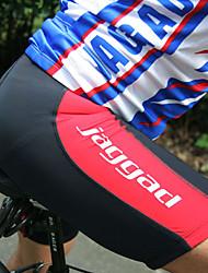 jaggad - bas vélo mens avec lycra 80% nylon 22% avec bande réfléchissante