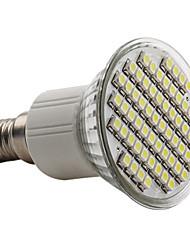 4W E14 Faretti LED PAR38 60 SMD 3528 180 lm Bianco AC 220-240 V