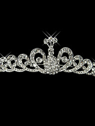 Women's Alloy Headpiece - Wedding/Special Occasion Tiaras/Head Chain