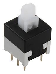 6-Pin-Taktschalter (Nicht-Lock, 20 Stück pro Packung, 8.5x8.5mm)