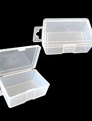 klare Gerätkasten Haken Schachtel (10 Stück)
