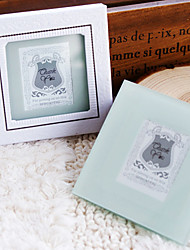 Elegant Photo Coasters in Embossed Gift Box (2 Piece Set)