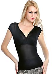 гладкой Chinlon Корректирующее белье сексуальное женское белье бак формирователь