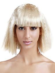 Heat-resistant Fiber Short Fashion Party Wig