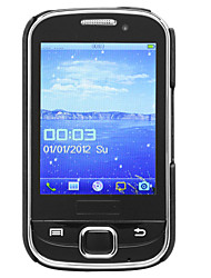 S5670 - Dual SIM Quand Band Dual Camera 2.8 Inch Touchscreen Cell Phone(TV,FM)