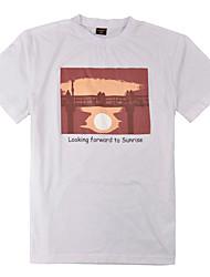 Romance Seeking Ultraviolet Resistant Short Sleeve T-shirt