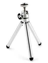 3 Sections Mini Metallic Tripod