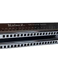 Kaine - (KB-39) Professional Bass Harmonica C key/39 Holes