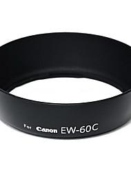 EW-60C ew60c parasol para el objetivo Canon EF-s 18-55mm f/3.5-5.6