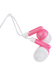 Fashion Design Earphone Headphone for MP3 Players