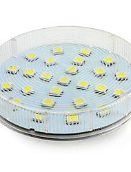 Focos LED GX53 4W 25 SMD 5050 300 LM Blanco Natural AC 100-240 V