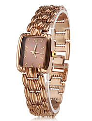 Women's Bracelet Watch Quartz Band Bronze Brand