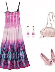 Bohemia Lovely Beach Dress