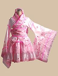 Hanafubuki Pink Sakura Miku Cosplay Costume