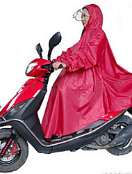 Plus Size Motorcycle Safe Raincoat