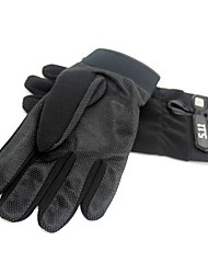 Leisure Sports Cycling Full Finger Polyester Gloves