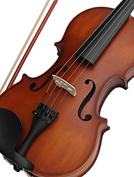 Yinyi - (HYY-06) Basswood Violin with Bow\Rosin\Shoulder Rest\Soft Case (Multi-Size)