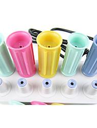 valor extra de cabelo doméstico fácil utilização onda de cores definida aleatória enviar