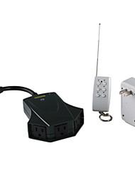 3-prise hub distant commande de puissance pour bandeau lumineux extérieur et intérieur (110v)