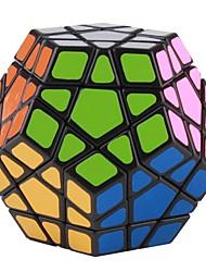 MF8 додекаэдра megaminx плитка головоломка куб (черный)