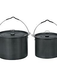 14-16 personnes Popote Pot Crane (6.5L Pot, Pot 10.5L)