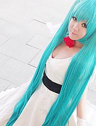 Inspiré par Vocaloid Hagane Miku Vidéo Jeu Costumes Cosplay Costumes Cosplay Mosaïque Blanc Top