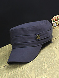 Men Flat-topped Anti-sun Hat (Circumference 58-61cm)