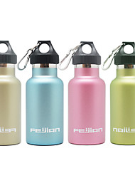 350ML Sports Vacuum Bottle/Vacuum Flask (Blue/Pink/Green/Champine)