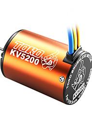 motor brushless sensorless skyrc toro 5400kv/4p para 1/10 de carro