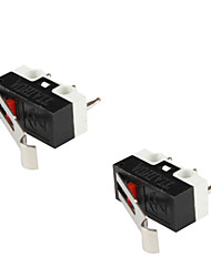 3-pins power control micro-switches (20-delig pak)