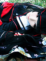 Cosplay Cosutme Inspired by Hell Girl Japanese School Uniform