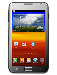 I9220-MT6575 Android 4.0 Dual-Karte 5.2Inch Kapazitive Touchscreen-Handy (WIFI, FM, 3G, GPS)