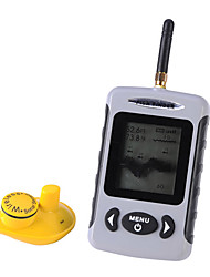 Lucky Wireless Mode Portable LCD Fish Finder