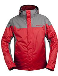 chinese homens vermelhos jaquetas de lazer