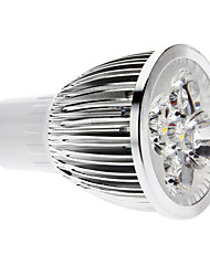 5W GU10 Spot LED MR16 5 COB 500 lm Blanc Naturel Graduable AC 100-240 V