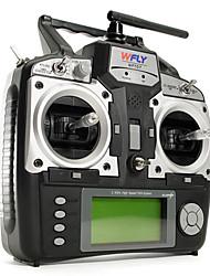 WFLY wft07 émetteur 2,4 GHz avec récepteur 7channels
