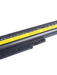 batterie d'ordinateur portable pour IBM T60 (11.1v, 5200 mAh, Noir)