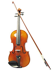 Casanova - (CSN-L1) 4/4 archaize Flame Maple Violin med Case / Bow / Rosin