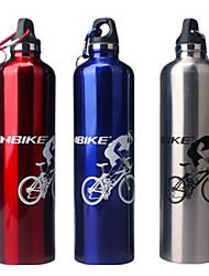 INBIKE-750ML Stainless steel Heat Preservation Sports Bottle