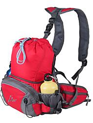 3-em-1 Uso Dupont Packbag nylon com expansão de capacidade 15L (5 cores)