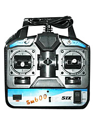 Mystery 6CH USB Simulator for heli/glid/airplane(AeroFly ,PhoenixRC 2.5,RealFlight G3.5 ,Reflex XTR,RealFlight G4)