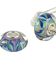 S925 Murano Lampwork Glass Beads(Mixed)