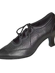 натуральная кожа верхних танцевать бальные туфли современной обуви для женщин